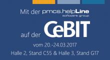 PMCS.helpLine CeBIT Freikarten Aktion!