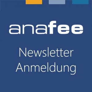 Anafee-Newsletter-Anmeldung