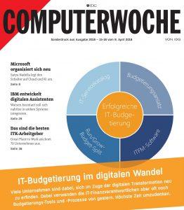 Computerwoche Titelbild